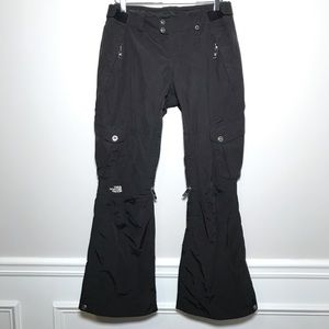 The North Face Women's Snow Pants In Black